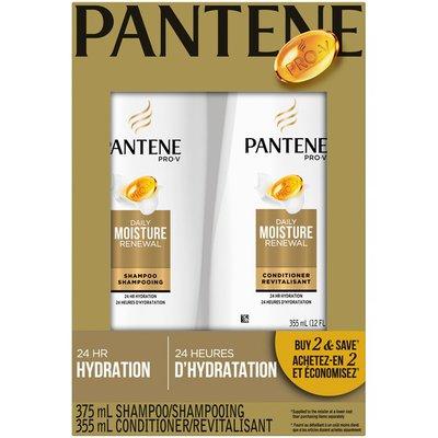 Pantene Pro-V Daily Moisture Renewal Shampoo & Conditioner