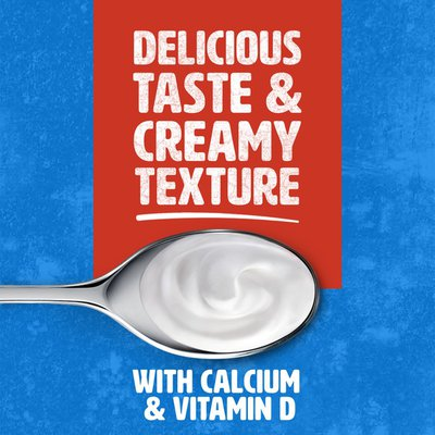 Silk Unsweetened Vanilla Almond Milk Yogurt Alternative