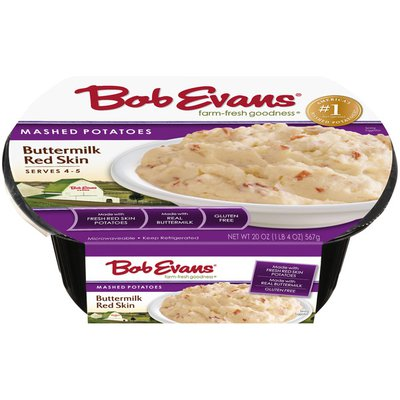 Bob Evans Farms Buttermilk Red Skin Mashed Potatoes