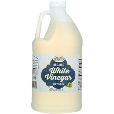 Sprouts Organic Distilled White Vinegar
