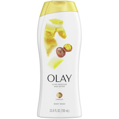 Olay Ultra Moisture Body Wash With Shea Butter, Personal Cleansing