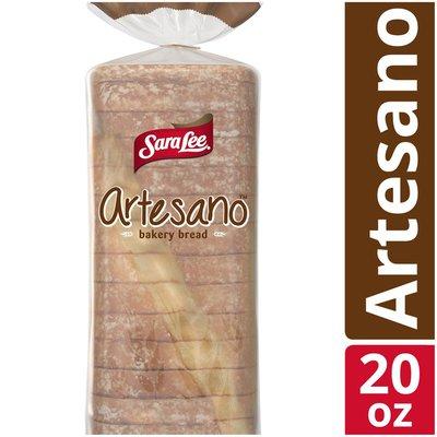 Sara Lee Artesano Original Flavor Bakery Bread