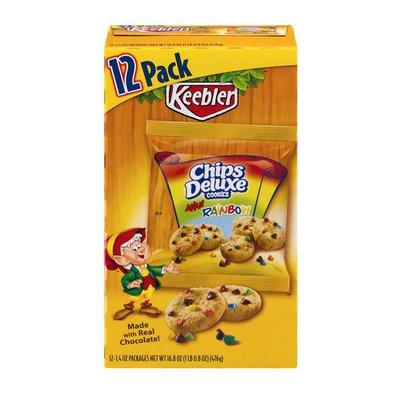 Keebler Chips Deluxe Mini Rainbow Cookies - 12 CT