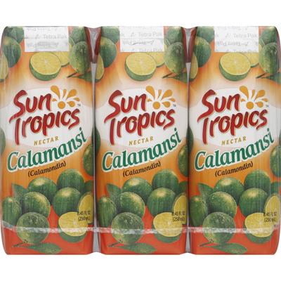 Sun Tropics Nectar, Calamansi