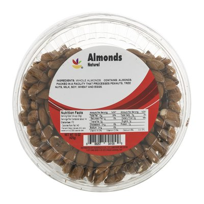 Ahold Almonds Natural
