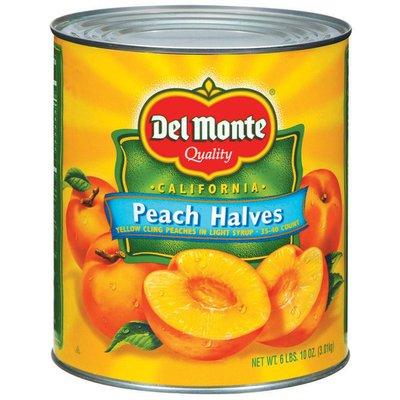 Del Monte Halves California Club Pack Peaches