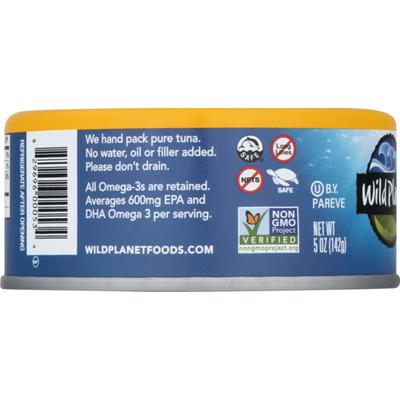 Wild Planet Albacore Wild Tuna