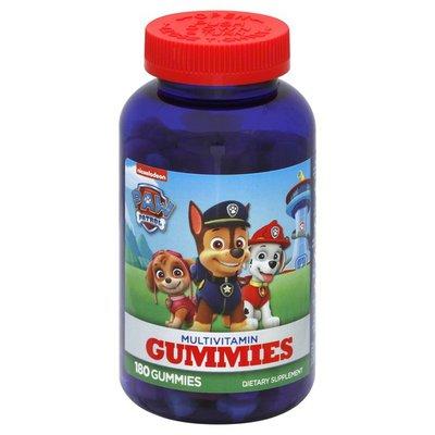 Nickelodeon Multivitamin, Paw Patrol, Gummies