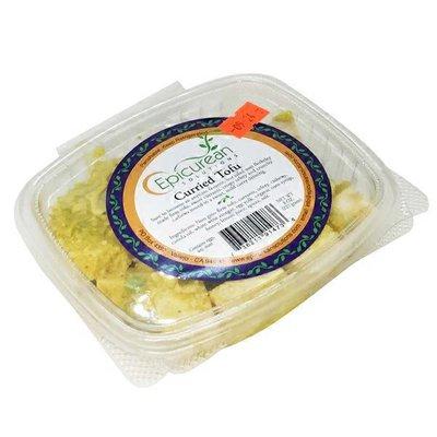 Epicurean Solutions Curried Tofu Salad