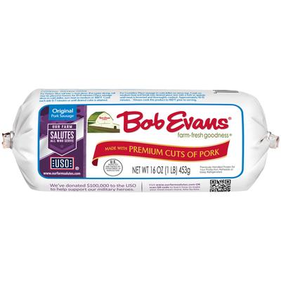 Bob Evans Farms Original Pork Sausage
