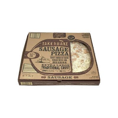 """Mama Cozzi's Pizza Kitchen 16"""" Sausage Deli Pizza"""