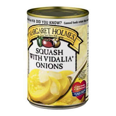 Margaret Holmes Cut Squash with Vidalia Onions