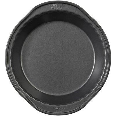 Wilton Perfect Results Premium Non-Stick Bakeware Deep Pie Pan, 9 x 1.5