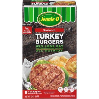 Jennie-O Seasoned Turkey Burgers
