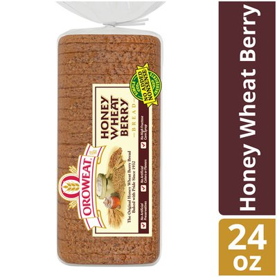 Brownberry/Arnold/Oroweat Honey Wheat Berry Bread