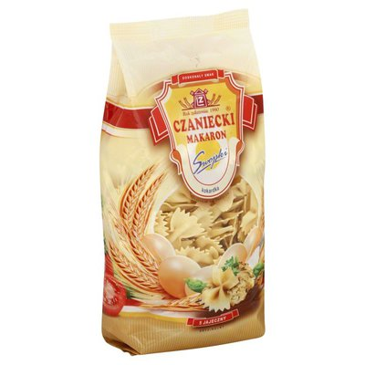Czaniecki Pasta, Kokardka