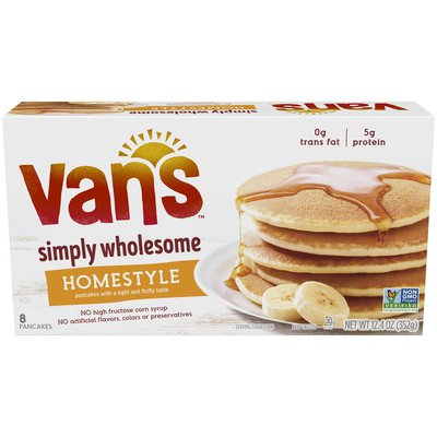 Van's Natural Foods Buttermilk Pancakes