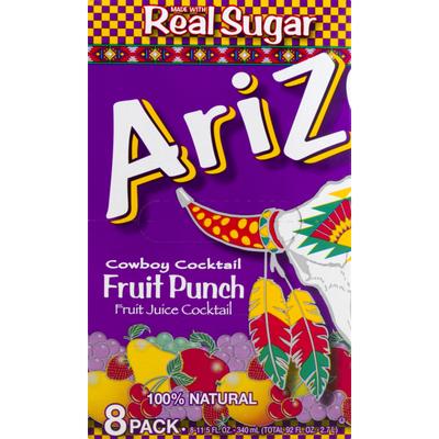 Arizona Cowboy Cocktail Fruit Punch Fruit Juice Cocktail