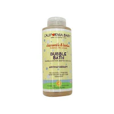 California Baby Bubble Bath - Chamomile & Herbs
