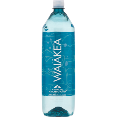 Waiakea Water Hawaiian Volcanic, Bottle