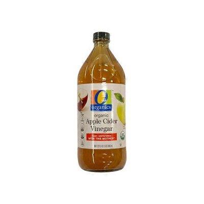 O Organics Vinegar, Apple Cider
