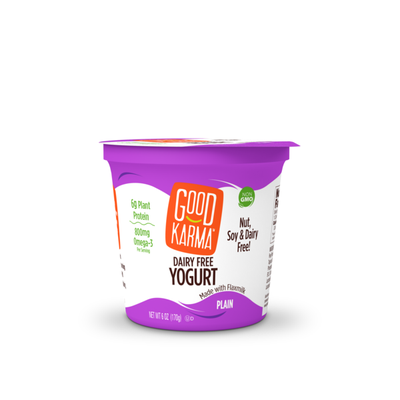 Good Karma Yogurt, Dairy Free, Plain