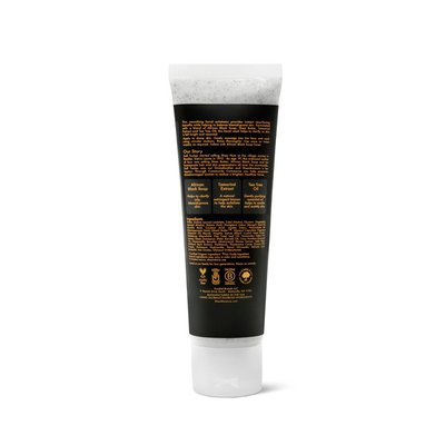 SheaMoisture Facial Wash And Scrub African Black Soap