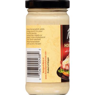 Reese's Horseradish, Prepared