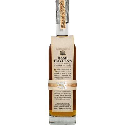 Basil Hayden's Bourbon Whiskey, Kentucky Straight