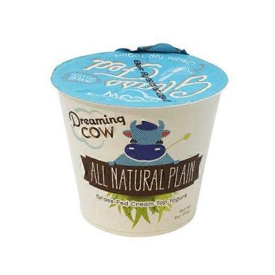 Dreaming Cow Plain Grass-fed All Natural Plain Yogurt