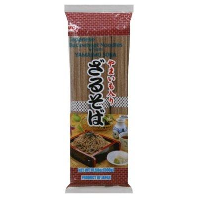 JFC Buckwheat Noodles, with Yam, Japanese