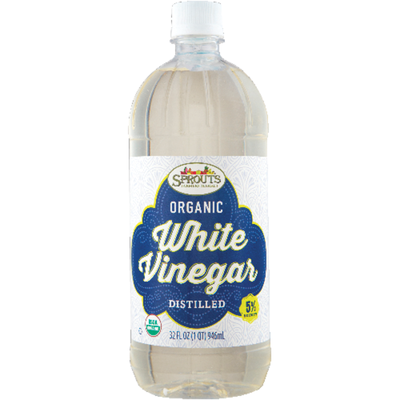 Sprouts Organic White Distilled Vinegar
