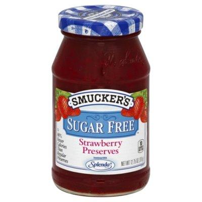 Smucker's Preserves, Sugar Free, Strawberry