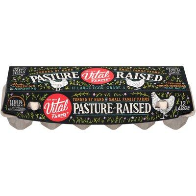 Vital Farms Pasture-Raised (Alfresco) Eggs 12