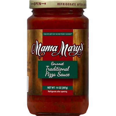 Mama Mary's Traditional Pizza Sauce