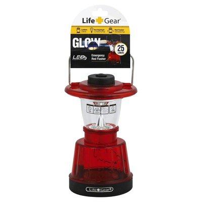 Life Gear Lantern, 25 Lumens, 6 Inch