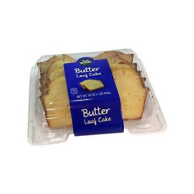 Bake Shop Butter Sliced Loaf Cake