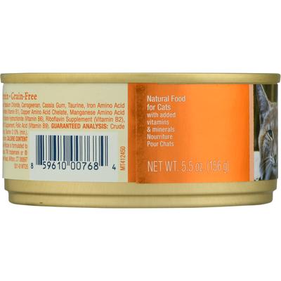 Blue Cat Food, Turkey Recipe