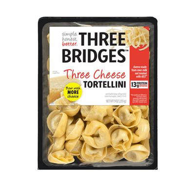 Three Bridges Triple Cheese Tortellini