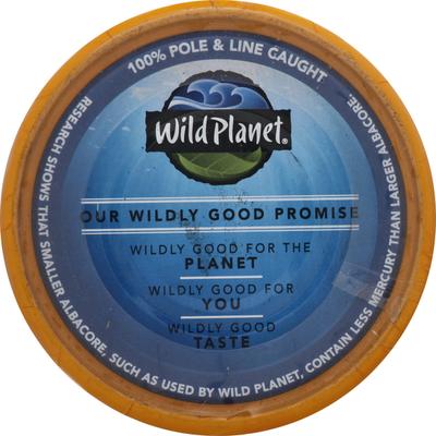 Wild Planet Tuna, Wild, Albacore