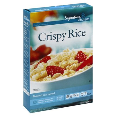 Signature Kitchens Toasted Rice Cereal