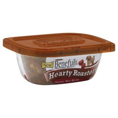 Beneful Purina Beneful Prepared Meals Dog Food Hearty Roasters Savory Beef Recipe