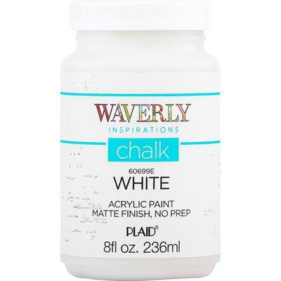 Waverly Inspirations Ultra Matte Finish White Chalk Paint