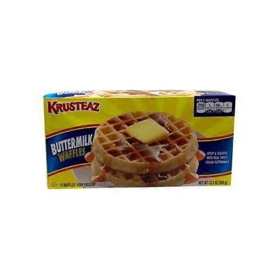 Krusteaz Krtz Waffles Buttermilk