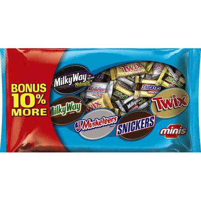 Mars Chocolate Favorites Minis Variety Pack