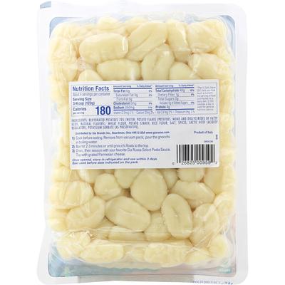 GIA Potato Gnocchi, Traditional