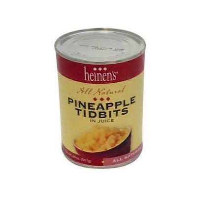 Heinen's Pineapple Tidbits
