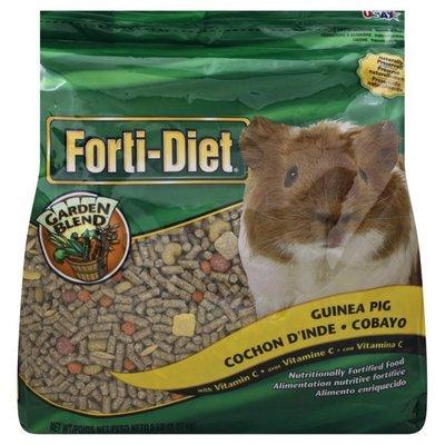 Forti Diet Guinea Pig Food, Garden Blend
