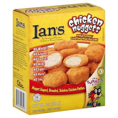 Ian's Chicken Nuggets