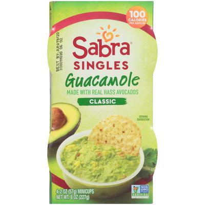 Sabra Classic Singles Guacamole